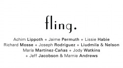Fling Exhibition