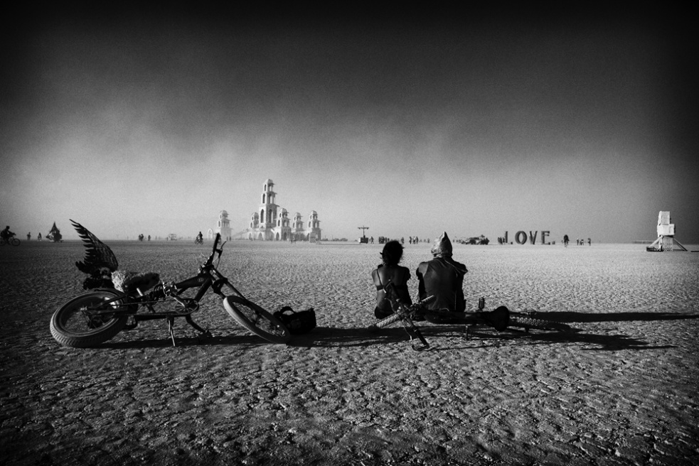 Burning Man, a rite of passage